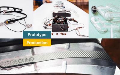 Tilde Earphones: from Prototype to Manufacturing
