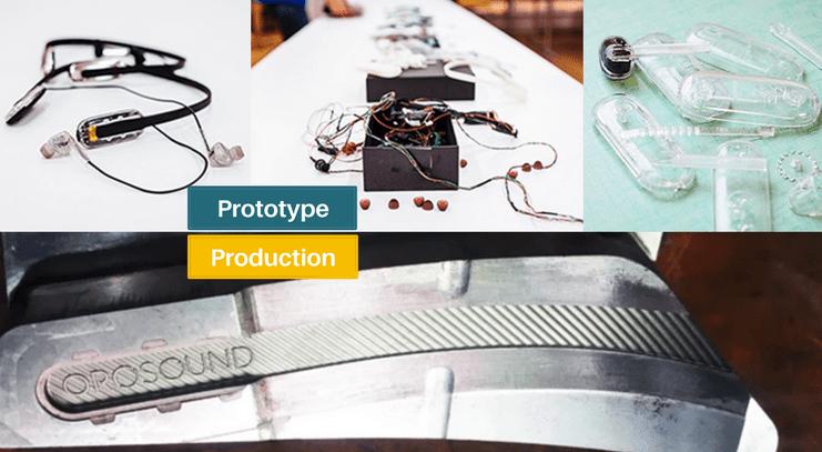 Les écouteurs Tilde : du prototype à la production