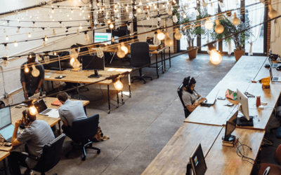 Flex Office : 61% des entreprises se disent prêtes à franchir le pas
